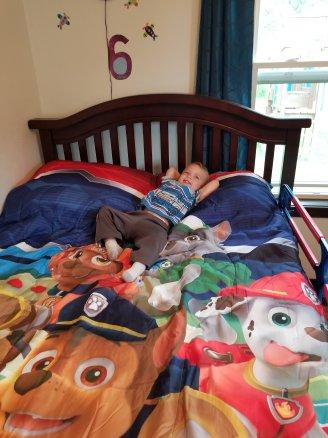 Tada! Big Boy Bed